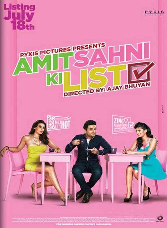 Amit Sahni Ki List Image Poster