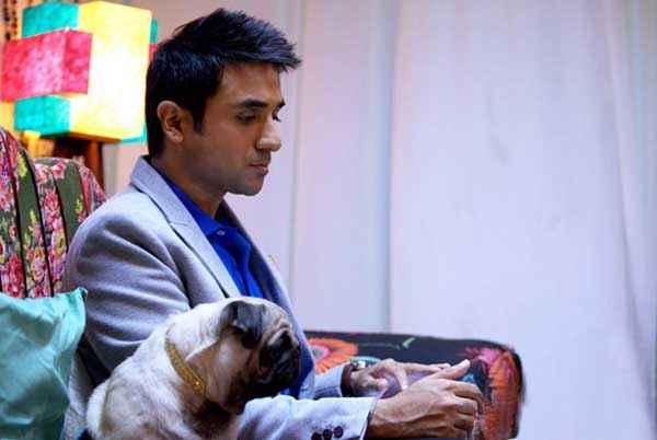 Amit Sahni Ki List Vir Das With Dog Stills