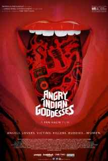 Angry Indian Goddesses Image Poster