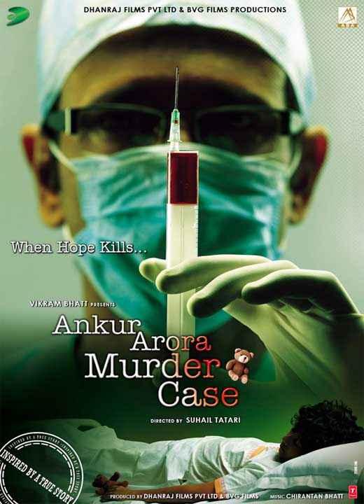 Ankur Arora Murder Case New Poster