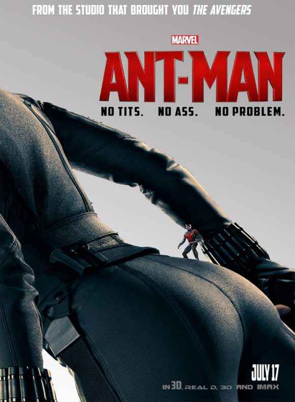 Ant Man HD Wallpaper Poster