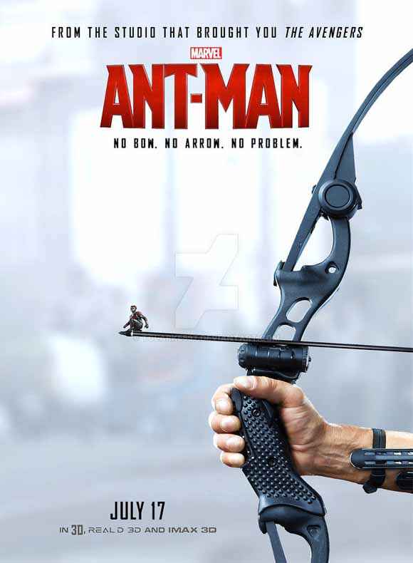 Ant Man HD Poster
