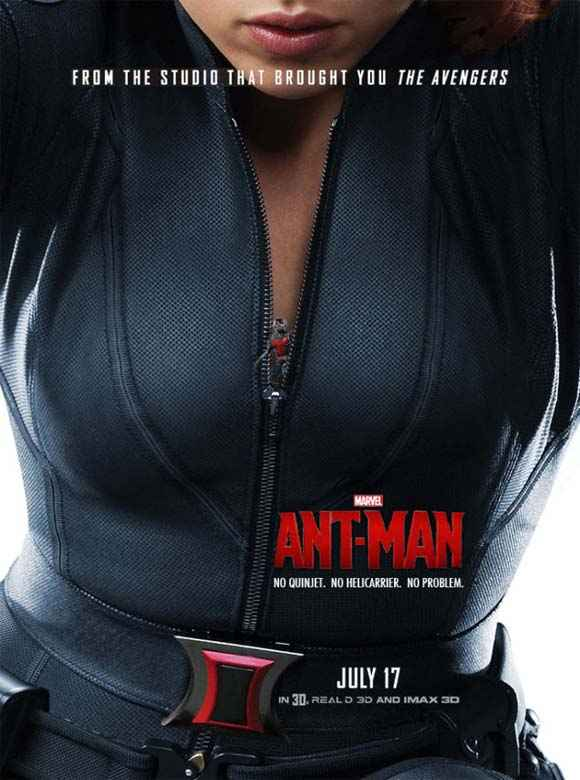 Ant Man Image Poster