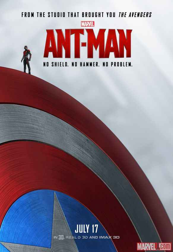 Ant Man Wallpaper Poster