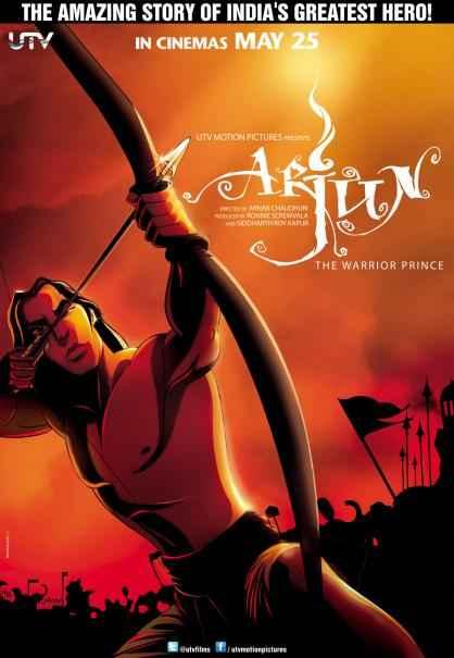 Arjun  Poster