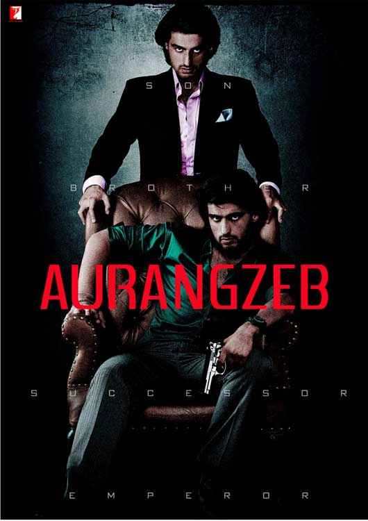 Aurangzeb Arjun Kapoor Poster