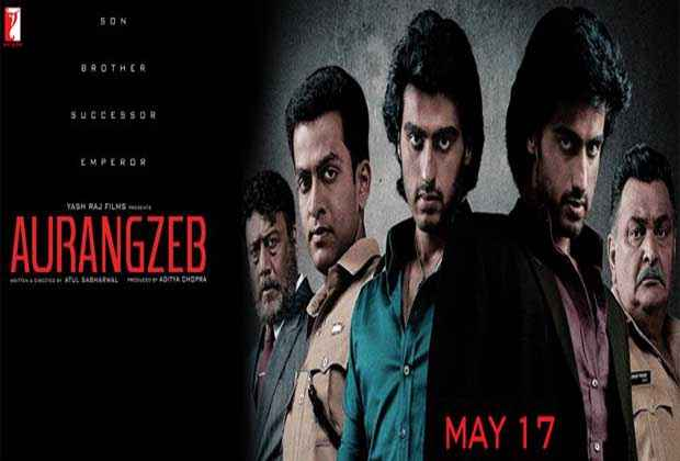 Aurangzeb First Look Poster
