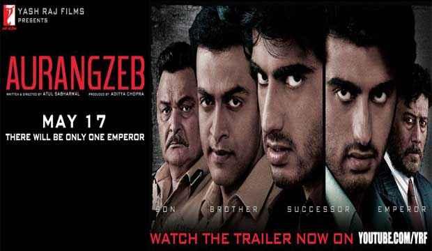 Aurangzeb New Poster
