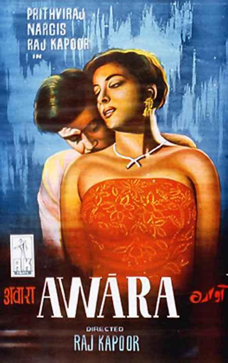 Awara  Poster
