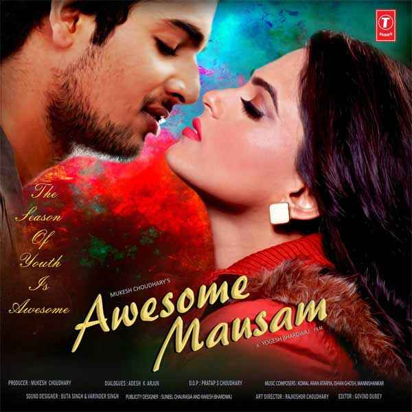 Awesome Mausam  Poster