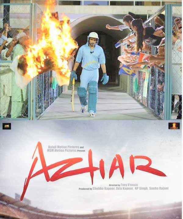 Azhar Image Poster
