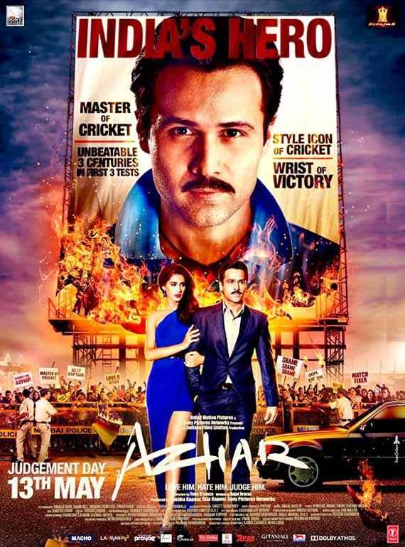 Azhar Wallpaper Poster