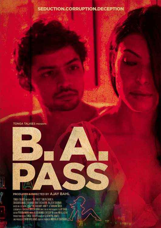 B A Pass Wallpaper Poster