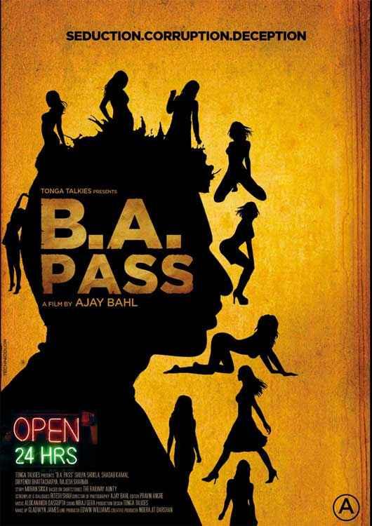 B A Pass  Poster