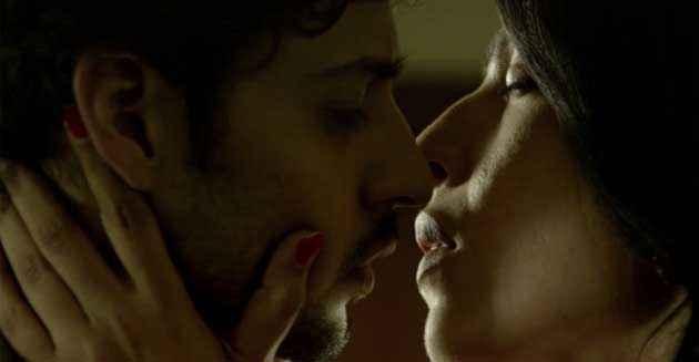 B A Pass Kiss Scene Stills