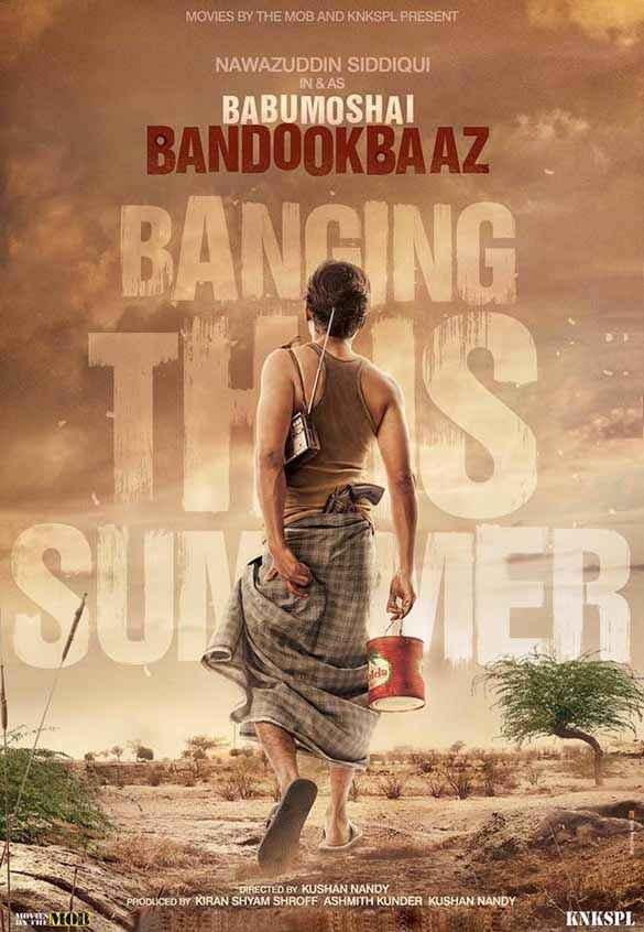 Babumoshai Bandookbaaz Poster