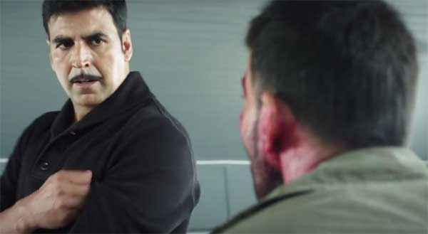 Baby Akshay Kumar In Action Scene Stills