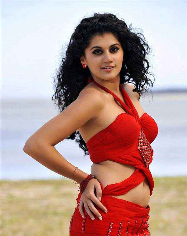 Baby Taapsee Pannu Sexy Look Stills