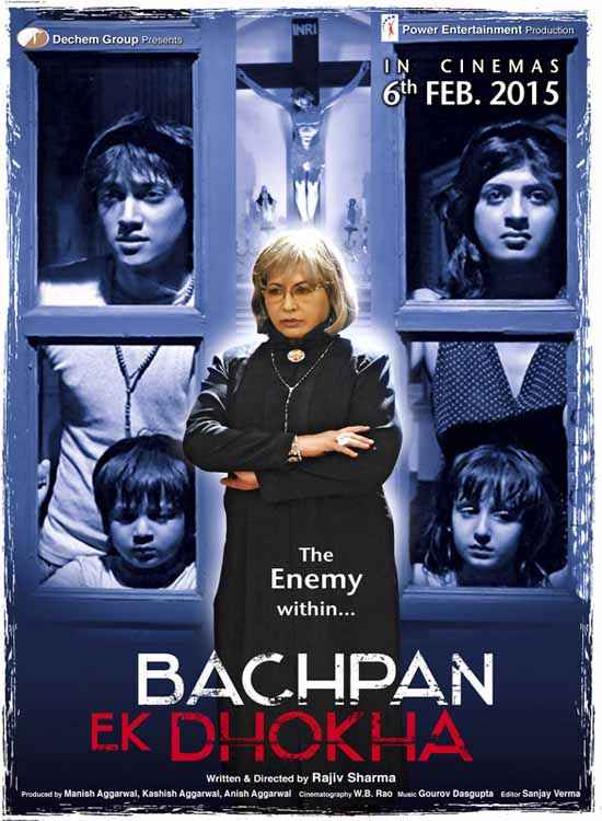 Bachpan Ek Dhokha  Poster
