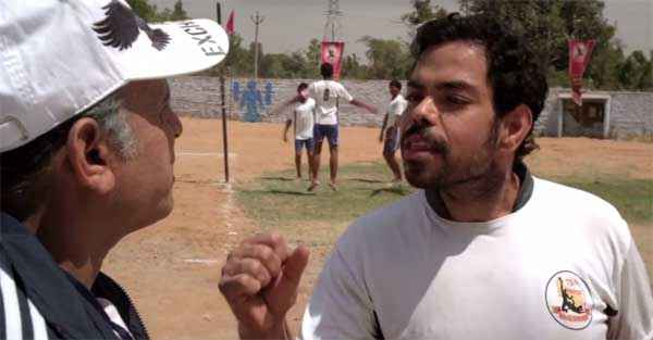 Badlapur Boys Shashank Udaypurkar Discussing With Coach Stills