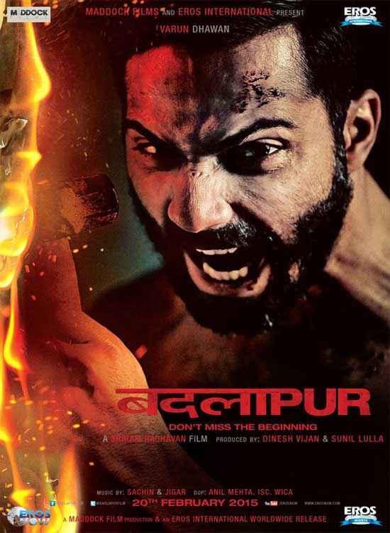 Badlapur Movie