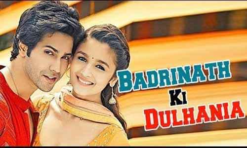 Badrinath Ki Dulhania Image Poster