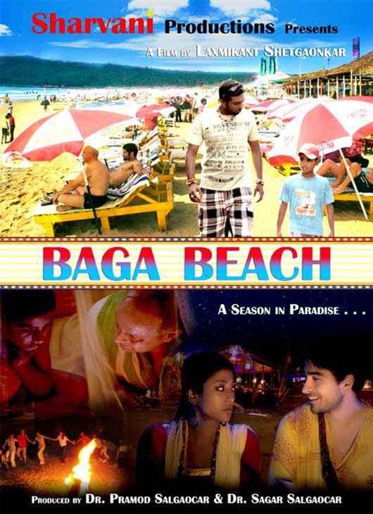 Baga Beach  Poster