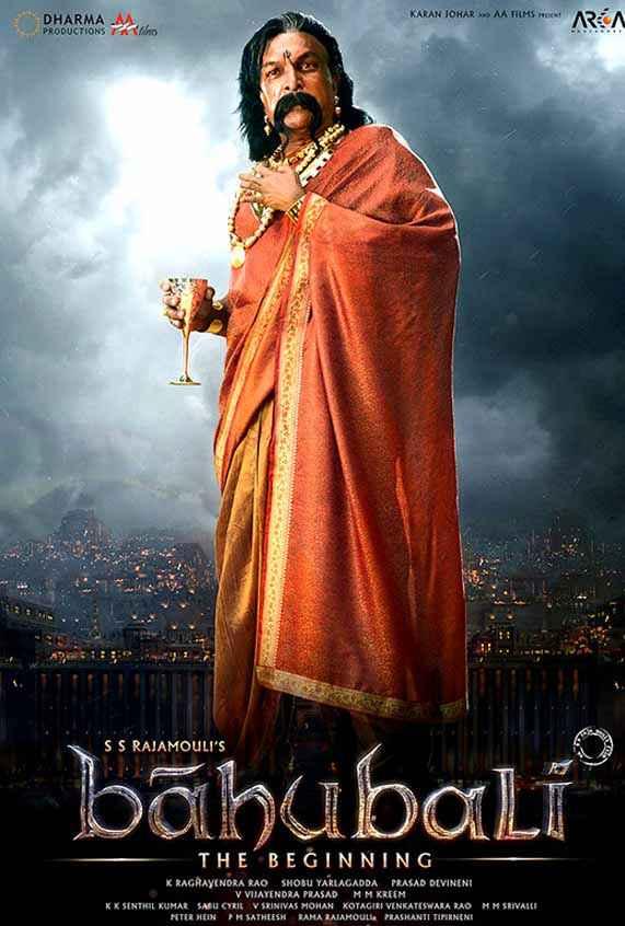 Bahubali Nasser Poster