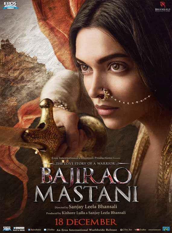 Bajirao Mastani Deepika Padukone Poster