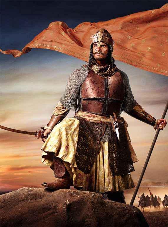 Bajirao Mastani Ranveer Singh HD Wallpaper Stills