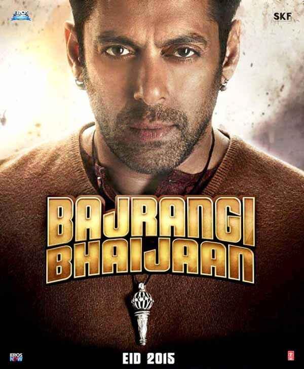 Bajrangi Bhaijaan Salman Khan Image Poster
