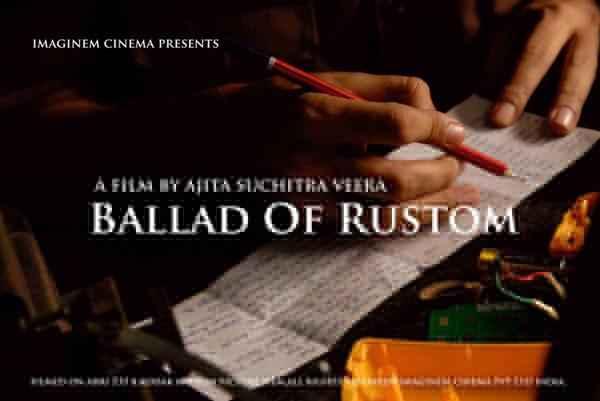 Ballad Of Rustom First Look Poster