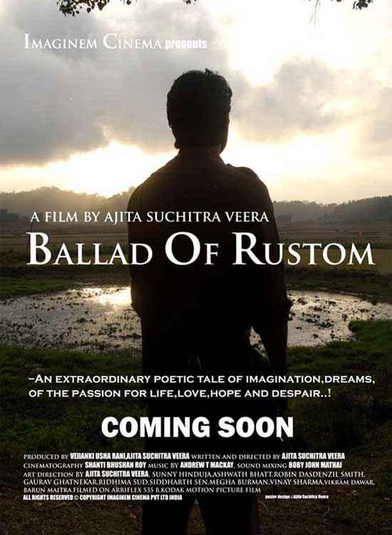 Ballad Of Rustom  Poster
