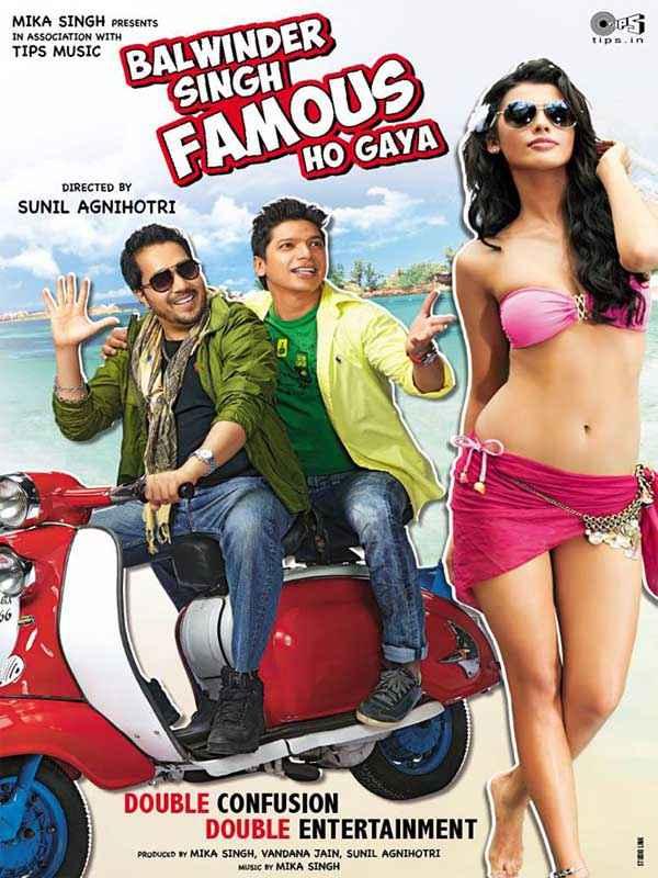 Balwinder Singh Famous Ho Gaya Bikini Poster