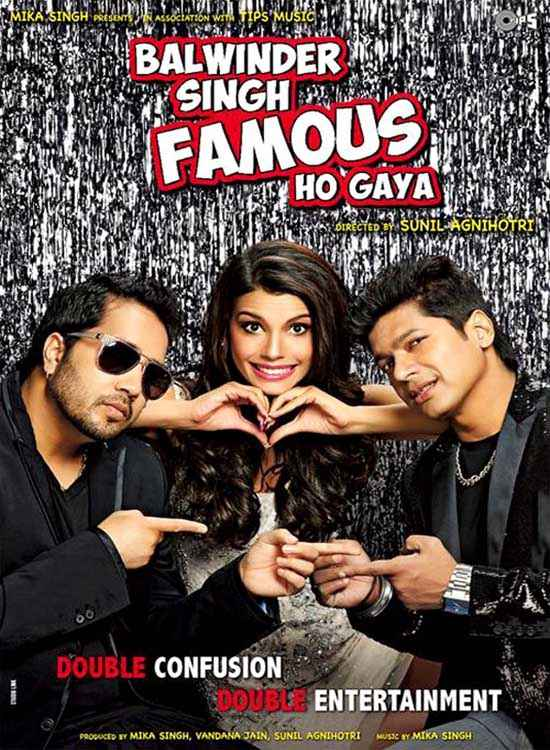 Balwinder Singh Famous Ho Gaya  Poster
