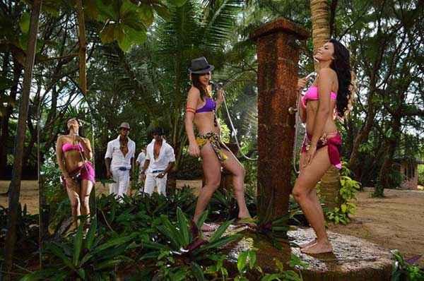 Balwinder Singh Famous Ho Gaya Bikini Dance Stills