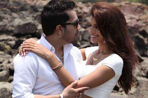 Balwinder Singh Famous Ho Gaya Mika Singh Flirt Gabriela Bertante Stills