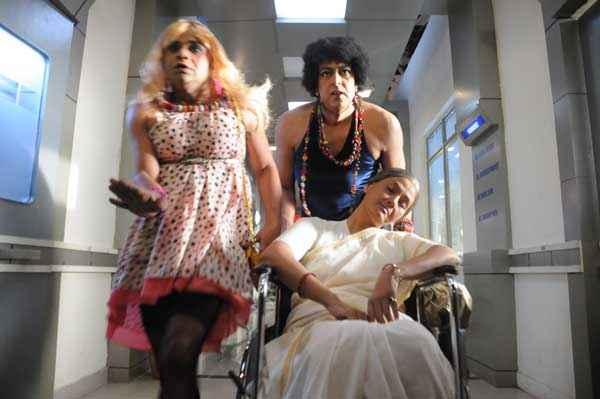 Balwinder Singh Famous Ho Gaya Vindu Dara Singh Rajpal Yadav Comedy Acting Stills