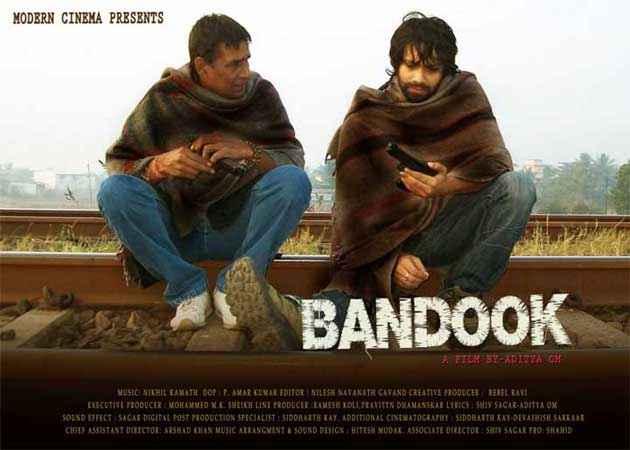 Bandook  Poster