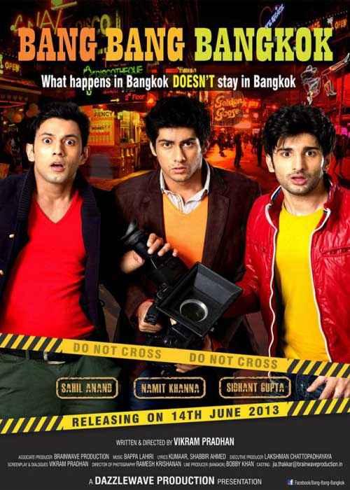 Bang Bang Bangkok  Poster