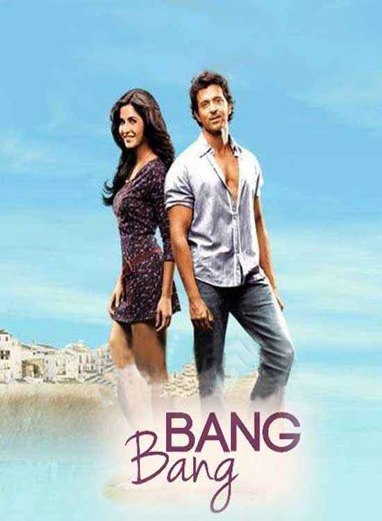 Bang Bang First Look Poster
