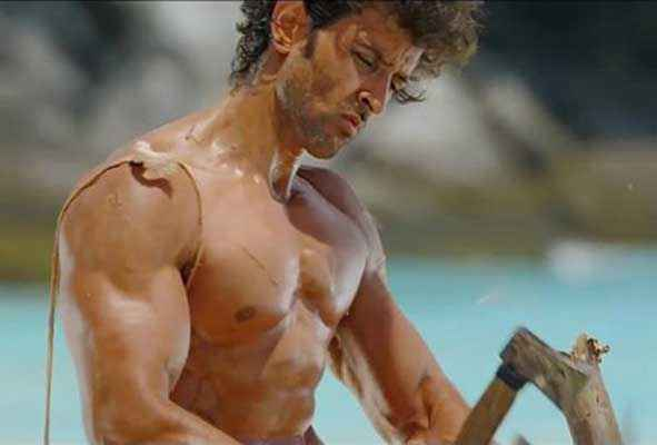 Bang Bang Hrithik Roshan Body HD Wallpaper Stills