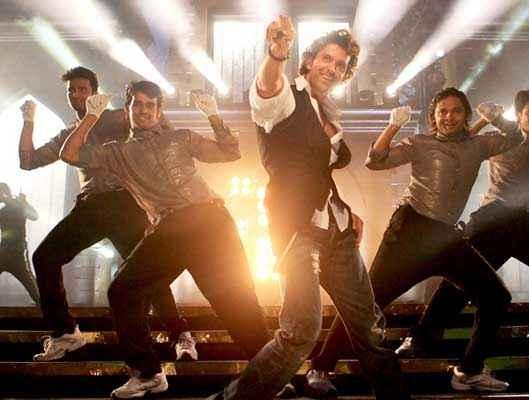 Bang Bang Hrithik Roshan Dance Steps Stills