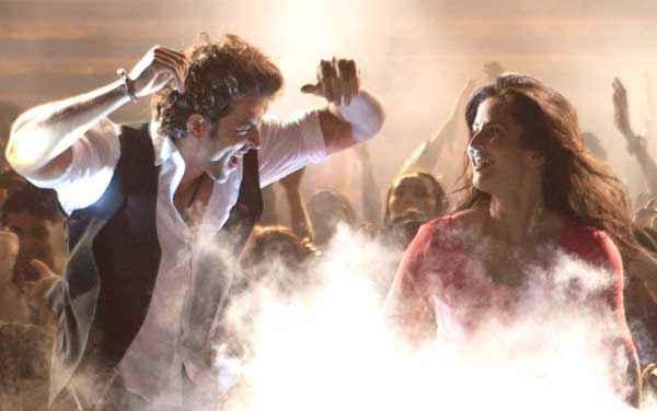 Bang Bang Hrithik Roshan Katrina Kaif Dance Stills