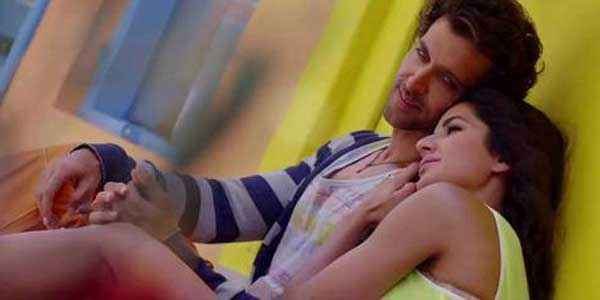 Bang Bang Hrithik Roshan Katrina Kaif Relax Romantic Mood Stills