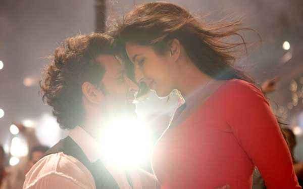 Bang Bang Hrithik Roshan Katrina Kaif Romance Pics Stills