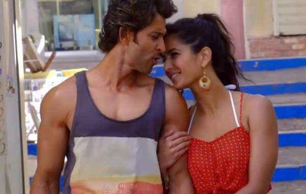 Bang Bang Hrithik Roshan Katrina Kaif Smile Stills