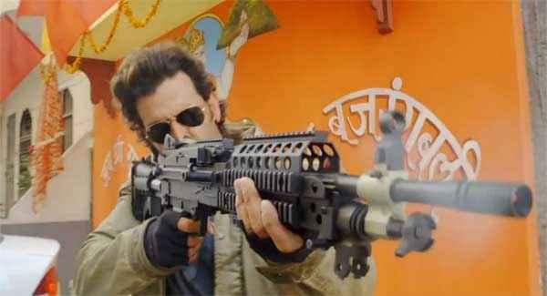 Bang Bang Hrithik Roshan Pics Stills
