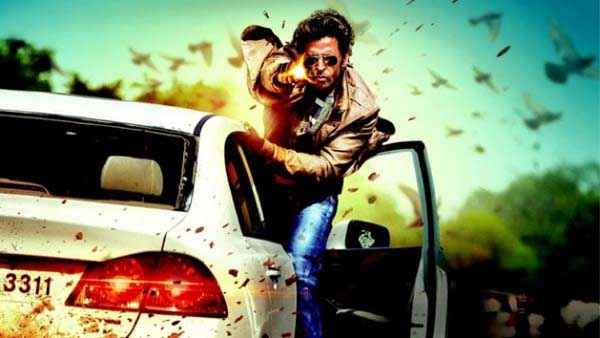 Bang Bang Hrithik Roshan Stunt Look Stills