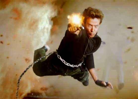Bang Bang Hrithik Roshan Stunts Stills